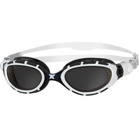 Zoggs Predator Flex - Gafas de natación - blanco/negro